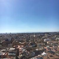 Photo taken at Torre del Micalet by Carolien H. on 8/23/2016