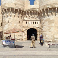 Photo taken at Citadel of Qaitbay by 愛神 on 5/1/2013