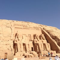 Photo taken at Temple of Ramses by 愛神 on 4/29/2013