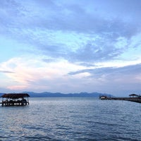 Photo taken at ท่าเทียบเรือสุทธิ by 愛神 on 11/27/2012