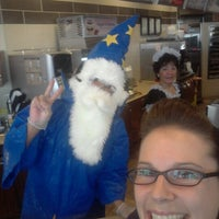 Photo taken at Tim Hortons by Andrea C. on 10/31/2012