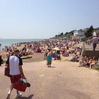 Photo taken at Clacton-on-Sea by Al Y. on 7/6/2013