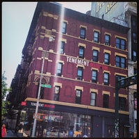 Photo taken at Lower East Side Tenement Museum by chuckdafonk F. on 6/1/2013