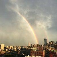 Photo taken at Greenwich Village Green by chuckdafonk F. on 7/1/2017