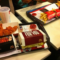 Photo taken at McDonald's by Gani G. on 10/2/2013
