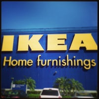 Photo taken at IKEA Sunrise by Juan Jose S. on 3/16/2013
