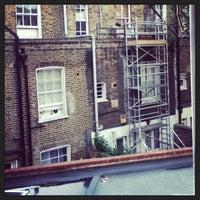 Photo taken at Journey King's Cross Hostel by Alyona C. on 7/26/2013