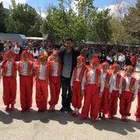 Photo taken at Gülistan İlköğretim Okulu by İbrahim B. on 4/24/2017