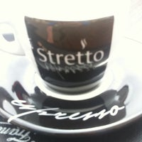 "Photo taken at Caffe Bar ""Stretto"" by Mladen K. on 5/27/2013"