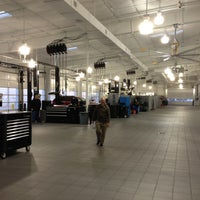... Photo Taken At Love Field Chrysler Dodge Jeep Ram Service Center By  Justin A. On ...