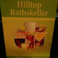 Photo taken at Hilltop Bar by Caroline on 9/15/2013