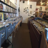 Photo taken at Rush-Mor Records by Bradd P. on 12/29/2016