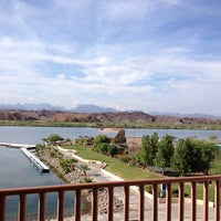 Photo taken at BlueWater Resort & Casino by Roslyn G. on 7/22/2013