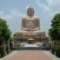 Photo taken at Great Buddha Statue by Akanksha B. on 7/10/2014