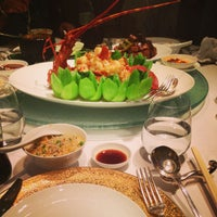 Photo taken at Shang Palace by dalia A. on 9/6/2013