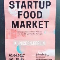 Das Foto wurde bei Unicorn.Berlin Mitte von Sebastian B. am 4/2/2017 aufgenommen
