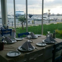 5/5/2014 tarihinde Emir K.ziyaretçi tarafından Calisto Balık Restaurant'de çekilen fotoğraf