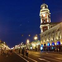 Снимок сделан в Невский проспект пользователем Black L. 7/14/2013