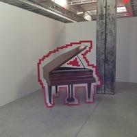 Photo taken at HAB Galerie by Sebastien G. on 9/1/2013