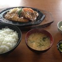 Photo taken at 太陽食堂 by Gedz_YADz G. on 5/2/2013
