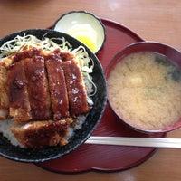 Photo taken at 太陽食堂 by Gedz_YADz G. on 3/30/2013