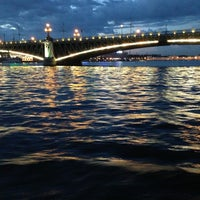 Photo taken at Neva River by Robin D. on 6/9/2013