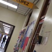 Photo taken at Travis Elementary School by Erika on 3/24/2015