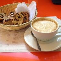 Photo taken at Brot Bakery & Cafe by Johanna H. on 5/18/2013