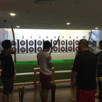 Photo taken at King's Archery Sports Centre by Mohammad Azrul M. on 8/3/2015