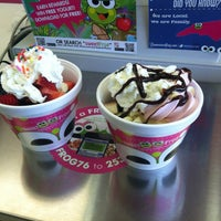Photo taken at sweetFrog by Becky Z. on 5/19/2013
