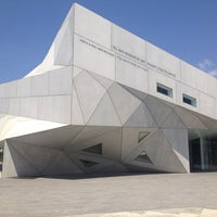 Photo taken at Tel Aviv Museum of Art by tanya c. on 8/5/2013