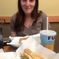Photo taken at Subway by Kevin R. on 6/15/2014