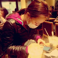 Photo taken at Cafe BREAK ホワイティ梅田店 by Kitada N. on 2/16/2015