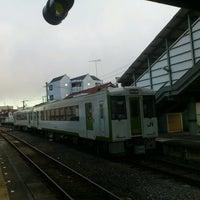 Photo taken at Moro Station by Tomoya K. on 2/16/2016