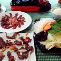 Photo taken at Dishana (Steak & Teppan) by vina p. on 11/8/2014