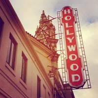 Foto scattata a Hollywood Theatre da Olivia il 3/22/2013