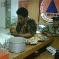 Photo taken at BPBD Provinsi JABAR by OHE e. on 7/12/2013