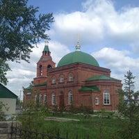 Photo taken at Храм св. Ильи Пророка by Ivan B. on 5/24/2014