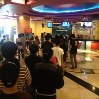 Photo taken at Eastwood Cinemas by Patrick Anthony F. on 6/16/2013