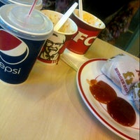 Photo taken at KFC by Laura G. on 5/11/2013