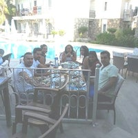 Photo taken at Basar Hotel Mugla by Aslı Y. on 8/24/2014
