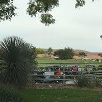 Photo taken at Green Spring Golf Course by Luke U. on 10/18/2017