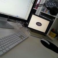 Photo taken at Label Design Studio by Gökcan A. on 3/19/2013