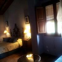 Photo taken at Hotel Albarrán by Dyana on 6/18/2013