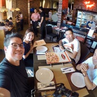 Photo taken at Shakey's by Aries A. on 4/13/2017