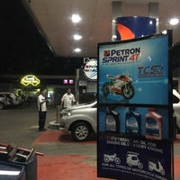 Photo taken at Petron by Aries A. on 10/26/2016