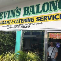 Photo taken at Kevin's Balong Restaurant by Aries A. on 12/16/2017
