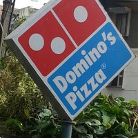 Photo taken at Domino's Pizza by Bernard S. on 6/23/2013