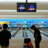 Photo taken at Westwood Bowl by Ng W. on 11/4/2012