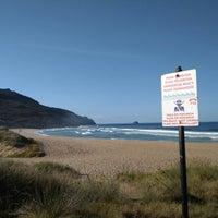 Photo taken at Praia Mar de fóra by Oleksiy A. on 9/16/2017